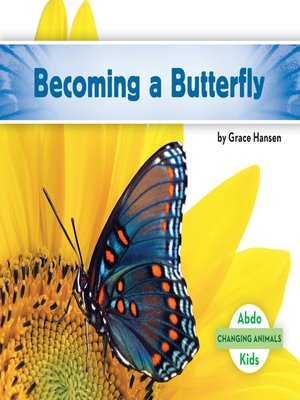 cover image of Becoming a Butterfly